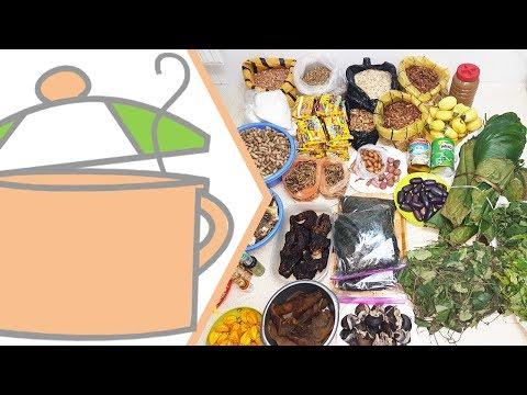 My BIGGEST Nigerian Food Ingredients Haul 4   All Nigerian Recipes