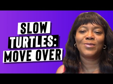 video thumbnail SLOW TURTLES: Move Over