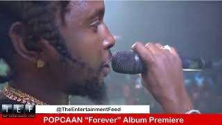 "Popcaan ALBUM Premiere "" Popcaan Thanks Vybz Kartel For Success""  Listen ALL Tracks On Album"