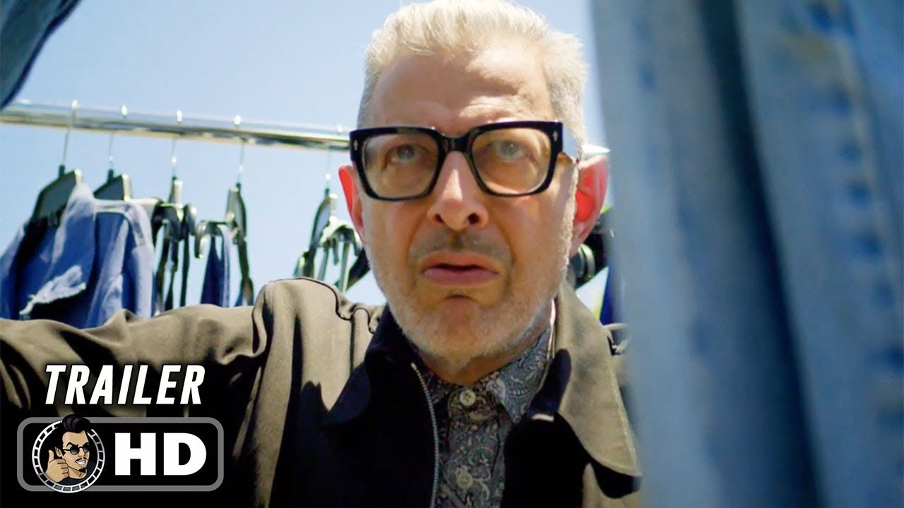 The World According to Jeff Goldblum - New TvSeries
