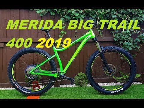 Merida Big Trail 400 27.5+ 2019 Mountain Bike