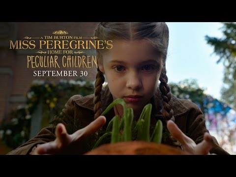 Miss Peregrine's Home for Peculiar Children (TV Spot 'Meet the Peculiars')