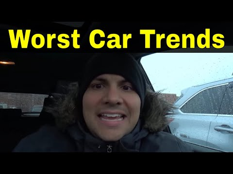 5 Worst Car Trends Ever