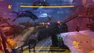 Halo Reach campaign Eternal showcase