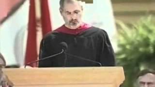 Компьютерные Технологии, Речь Стива Джобса перед выпускниками Стэнфорда