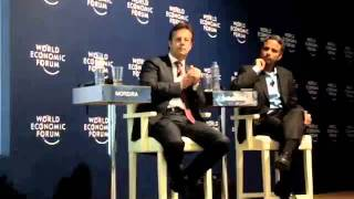 Carlos Moreira Presents at the World Economic Forum, Dalian