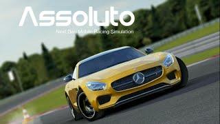 Assoluto Racing - Два безупречных Мерседеса