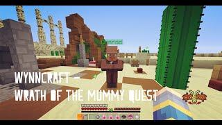 WynnCraft - Wrath of the Mummy (1.12+ version)