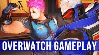 Overwatch: Mystery Heroes Brawl!