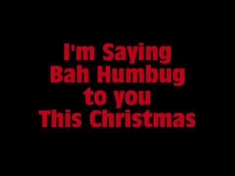 Spanky Woods - Bah Humbug To You (This Christmas)