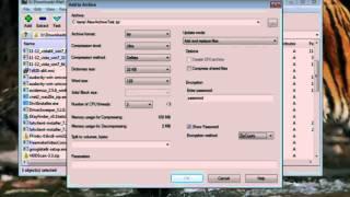 Open Zip & RAR Files With 7-Zip [Tutorial]