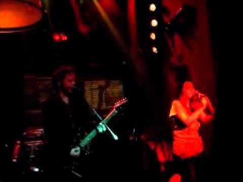 Mark Steiner & His Problems VS Rena Papageorgiou live at after dark - Nisj.wmv