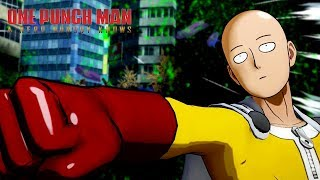 One Punch Man: A Hero Nobody Knows - Gameplay Trailer - PS4/XB1/PC