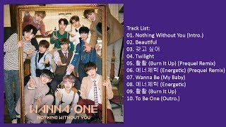 [Full Album] Wanna One – 1-1=0 (NOTHING WITHOUT YOU) (Repackage Album)