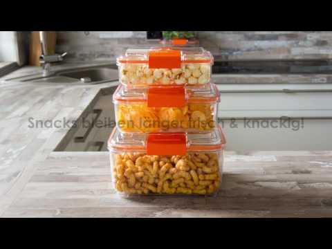 KochWunder Lebensmittel - Aufbewahrungsboxen