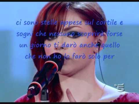 , title : 'Annalisa Scarrone-Tra 2 minuti è primavera'