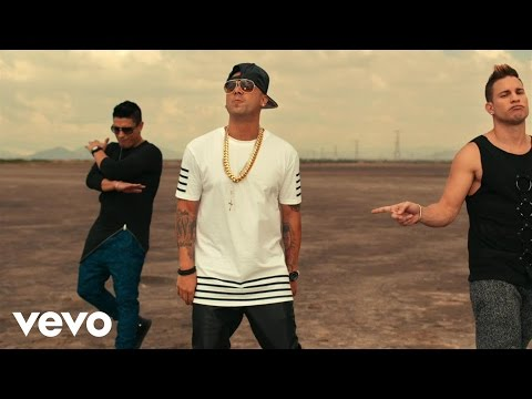 Me Marchare - Los Cadillacs (Video)
