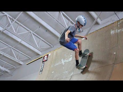 SKATE CAMP VS. RIOT SKATEPARK
