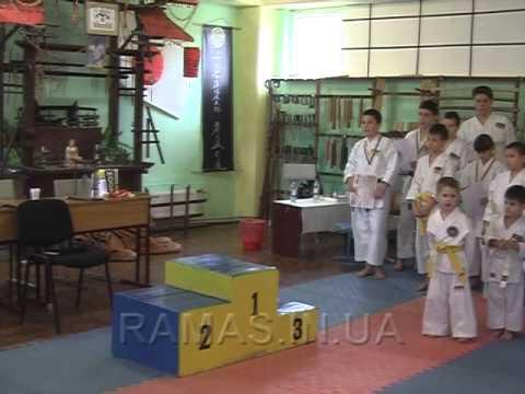Чемпионат города по каратэ