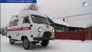 Новые автомобили Скорой помощи колесят по дорогам области