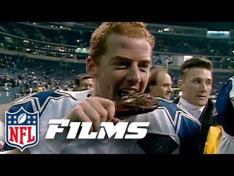 #7 Jason Garrett's Big Comeback   Top 10 Thanksgiving Day Moments   NFL Films