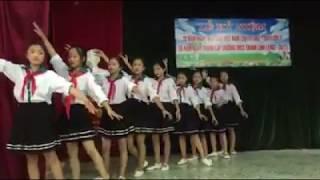 Nhảy Hiện Đại-Thời Học Sinh-Dance(THCS Thanh Lĩnh)