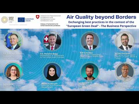 Air Quality beyond Borders: Best Practices in Air Quality management