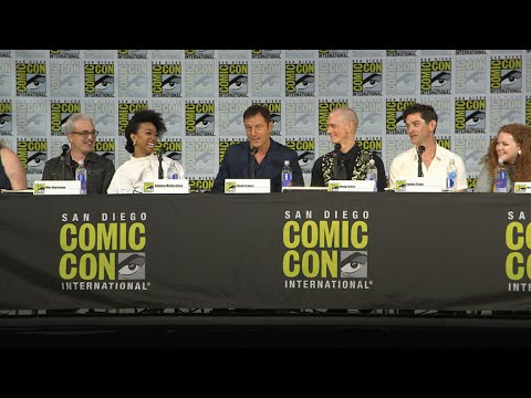 Star Trek: Discovery 2017 Comic-Con Panel - Part Four