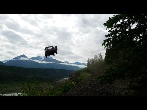 More Cars Fly On The 4th Of July In Alaska! 2017