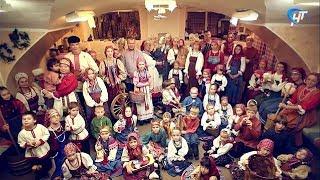 Фольклорный театр «Круговина» начал серию благотворительных концертов