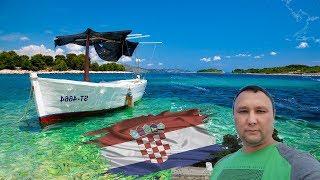 Город Умаг Хорватия  обзор квартиры и моря. Отпуск 2018. 4 часть.