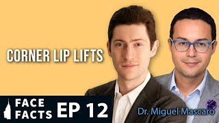 Corner Lip Lift - Dr. Gary Linkov