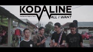 """Kodaline - All I Want """"cover"""" (From Kampung Inggris Pare)   Glagah Mahestya Feat. Syahrul Gunawan"""