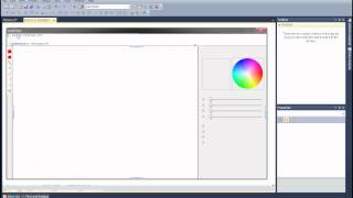 C# how to create a simple graphic editor - part 1