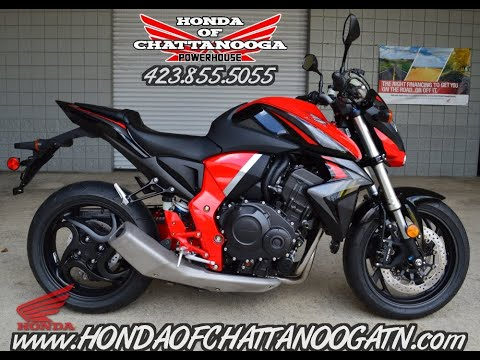 2015 Honda CB1000R in Chattanooga, Tennessee - Video 1
