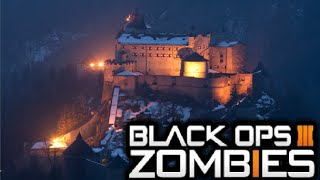 "Black Ops 3 ZOMBIES ""DER EISENDRACHE"" IN-REAL-LIFE! (History) Black Ops 3 ZOMBIES IN REAL LIFE DLC 1"