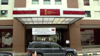 preview picture of video 'Imperial International Hotel Kota Kinabalu'