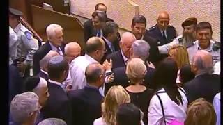 השבעת נשיא המדינה העשירי ראובן ריבלין, בתאריך 24 ביולי 2014 - כל הישיבה במליאת הכנסת