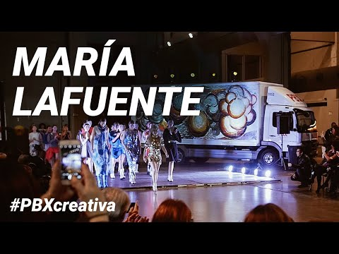 María Lafuente – Truck Art Project – PBX