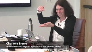 NetApp NDAS Extracting Business Insight Demo
