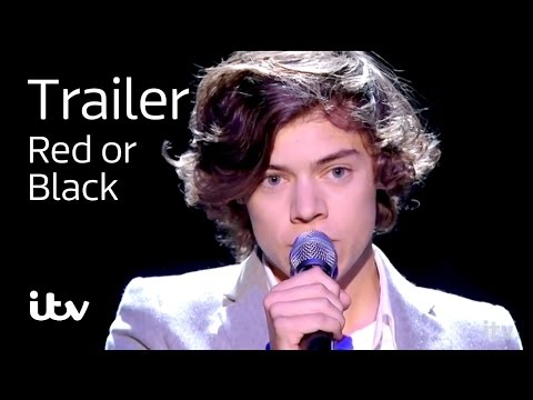 Red or Black   One Direction Perform 'What Makes You Beautiful'   ITV