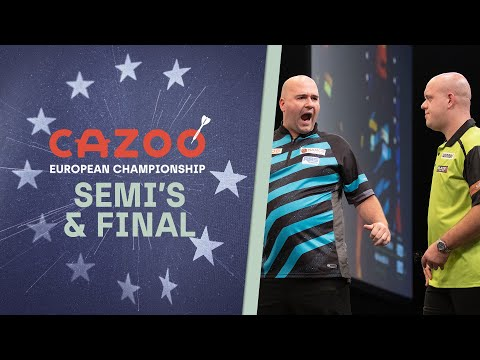 Cazoo European Championship Day 4</a> 2021-10-17