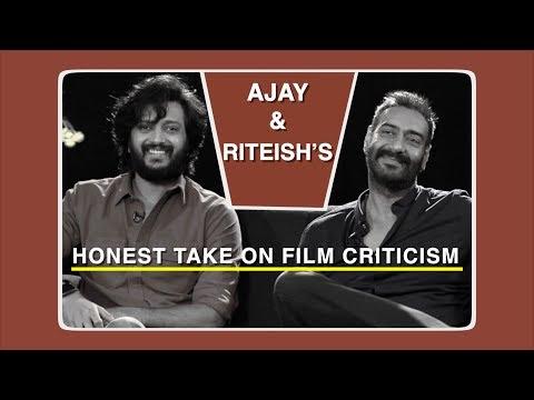 "Ajay Devgn: ""CRITICS  take CINEMA Very Seriously""| Riteish Deshmukh | Total Dhamaal"