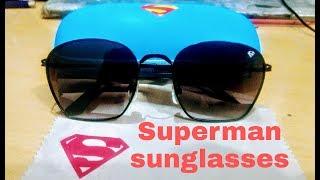 500/- UV PRO Superman sunglass || absolutely wonderful sunglass.
