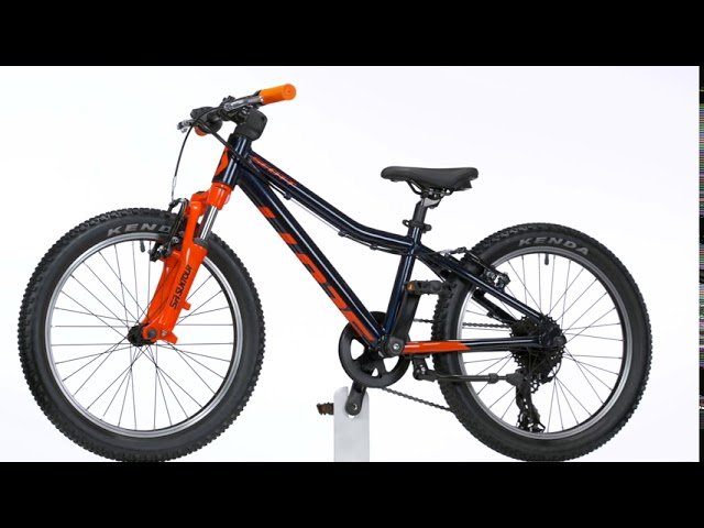 Видео Велосипед Scott Scale 20 (CN) Cobalt Blue