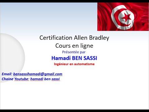 Certification Allen Bradley: Cours gratuit en ligne - YouTube
