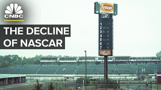 The Rise And Fall Of NASCAR - dooclip.me