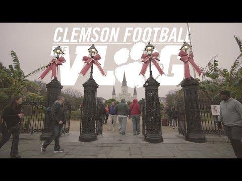 Clemson Football || The Vlog (Ep 22)