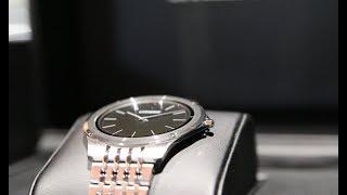 Die flachste Solar-Uhr der Welt | Citizen Elegant AR5000-50E | Olfert&Co