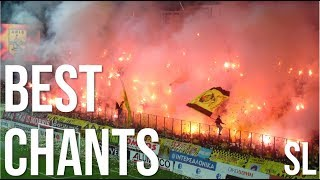 World's Best Football Ultras Chants With Translated Lyrics Part 1 | Boca Juniors, Napoli, Celtic etc